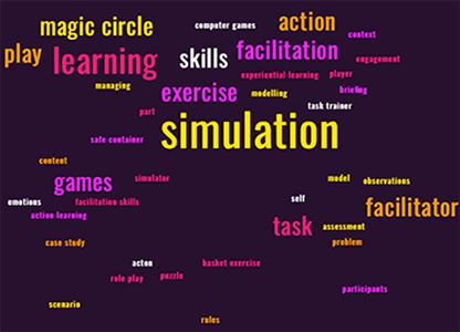 Simulation for complex contexts: Use, design, apply, Wednesday 24 March 9.00 am (Brisbane AEST).